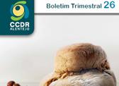 CCDRA lançou o Boletim n.º 26, Alentejo Hoje - Políticas Públicas e Desenvolvimento Regional
