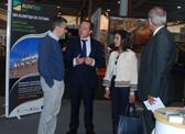 Comissário europeu Carlos Moedas visitou o Alentejo 2020 na OVIBEJA